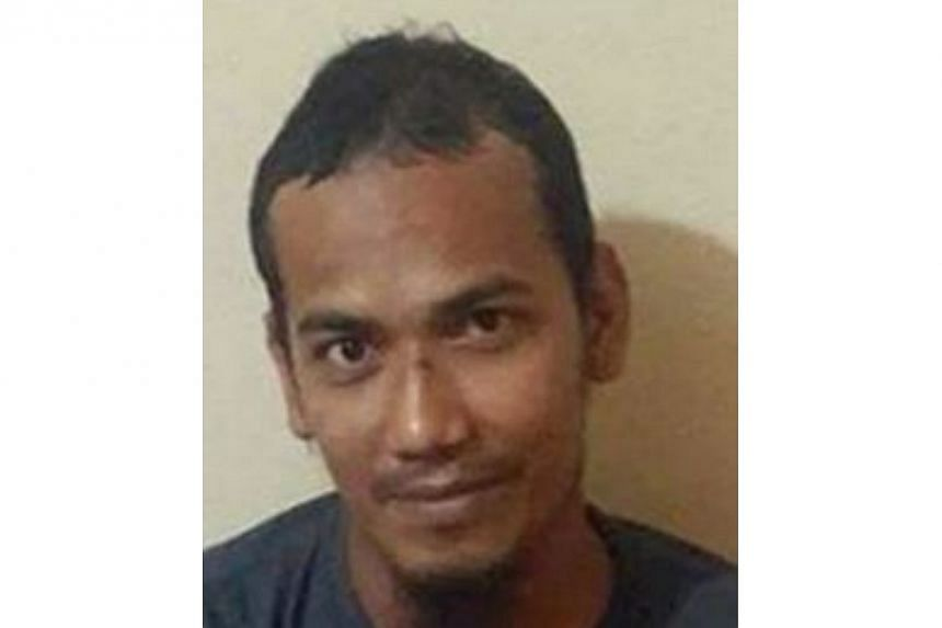 Ahmad Affendi Abdull Manaff, believed to have been from Tumpat, Kelantan, has been identified by Malaysian police as a suicide bomber who died in Syria while fighting for the Islamic State in Iraq and Syria (ISIS) group. -- PHOTO: THE STAR/ASIA NEWS