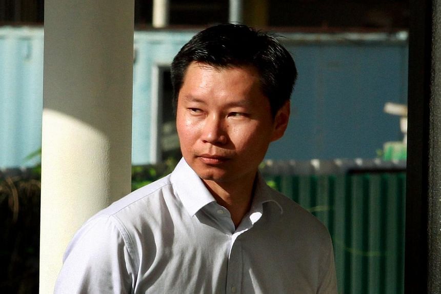 Former National Parks Board (NParks) assistant director Bernard Lim Yong Soon, who wasfined the maximum $5,000 in Juneover the Brompton bikes case, leaving the State Courts on June 10, 2014.In the latest development in the case, the
