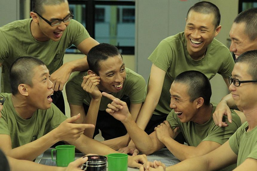 Movies which mm2 Asia either co-produced and/or distributed include Ah Boys To Men I and II, (pictured) and The Journey. -- PHOTO: GOLDEN VILLAGE