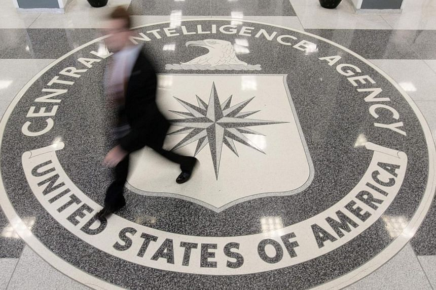 "The lobby of the CIA Headquarters building in McLean, Virginia, is shown in this Aug 14, 2008 file photo. China urged the United States on Wednesday to ""correct its ways"", after the US Senate said in a report the CIA misled the White House and p"