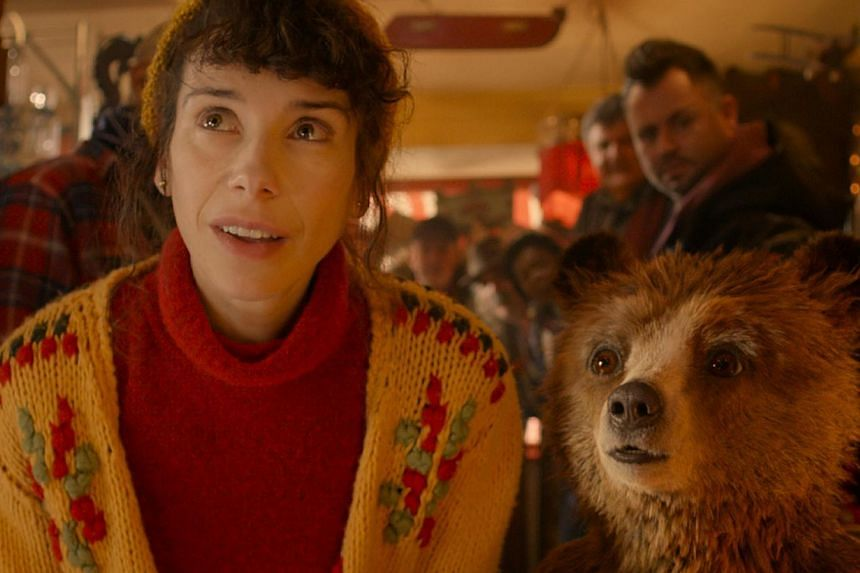 In Paddington, Sally Hawkins is part of the Brown family searching for a more permanent home for the titular character.