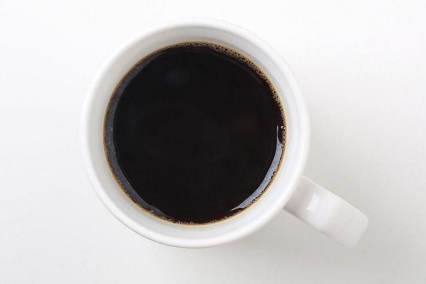 A cup of black coffee. -- PHOTO: MYPAPER FILE