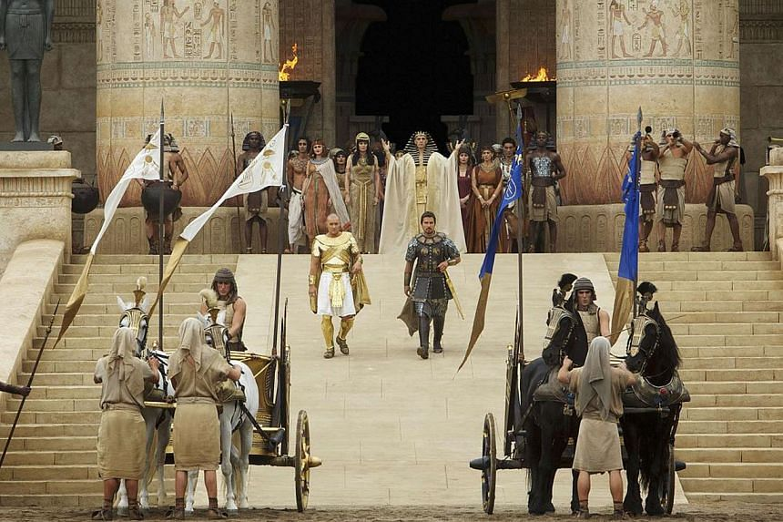 Early word on Ridley Scott's biblical epic Exodus: Gods And Kings appears to be mixed.-- PHOTO:20TH CENTURY FOX