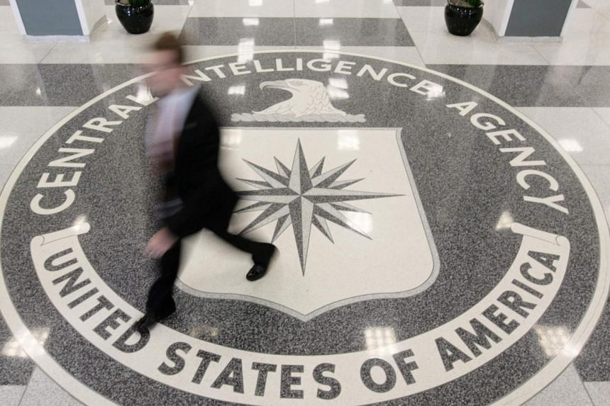 The lobby of the Central Intelligence Agency (CIA) Headquarters building in Virginia, USA. The US government is coming under fire worldwide for using torture tactics on prisoners, even as the White House sought to draw a line between itself and the g