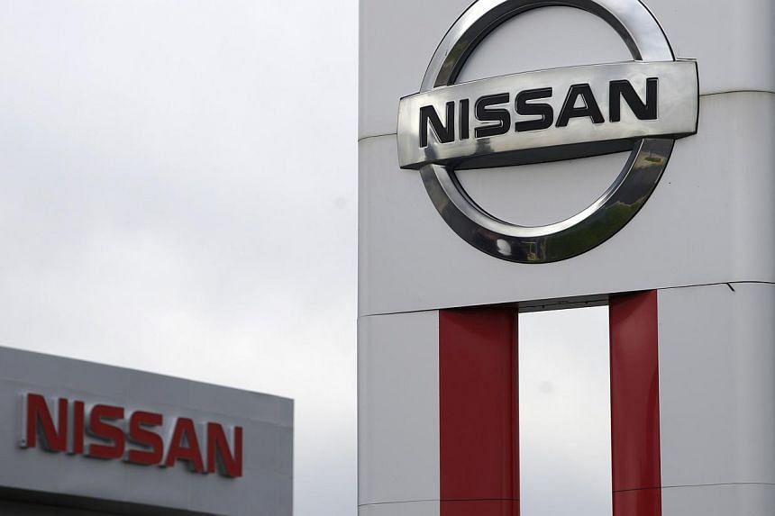Nissan Motor said on Thursday that it would recall around 152,000 cars worldwide that carry potentially defective Takata Corp air bags. -- PHOTO: REUTERS