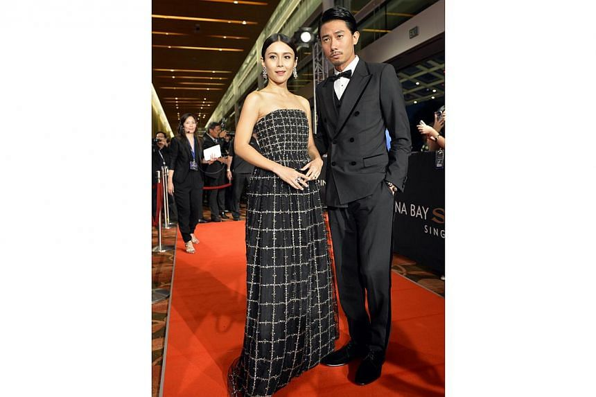Actress Priscelia Chan was nominated for Best Supporting Actress for her role in Channel 8 drama The Journey: A Voyage and local actor Desmond Tan was nominated for Best Comedy Performance for his role in Channel 5 sitcom Spouse For House. -- ST PHOT