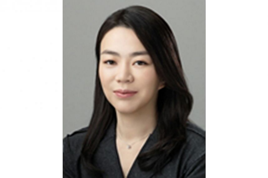 Heather Cho will be removed from all posts at the company's affiliates following her resignation as vice-president at the South Korean flag carrier, where she was responsible for in-flight service.-- PHOTO: NTU