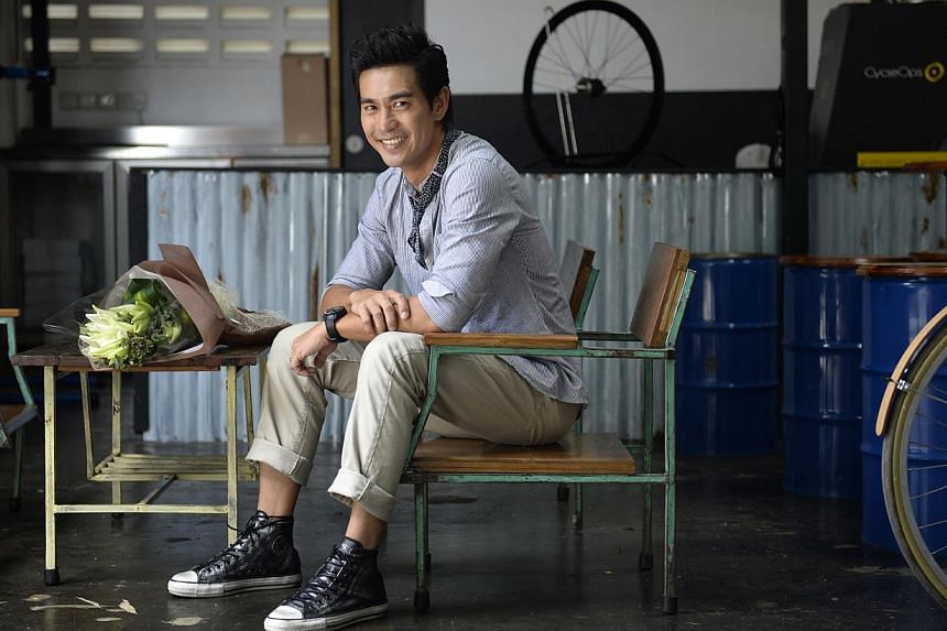 It has been a good year for home-grown actor Pierre Png (above).After snagging the Star Award for Best Actor in April, he walked home with another Best Actor award on Thursday night, at the Asian TV Awards held at Marina Bay Sands. -- ST FILE P