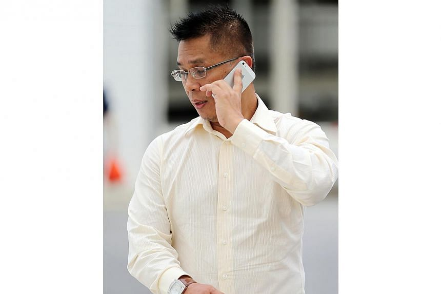 Suhaimi Amin, aformer senior manager of a development company, was fined $60,000 on Friday for corruptly receiving a total of $100,000 from a man in return for providing him VIP invitation cards and a listing in a condominium sales launch.&nbsp