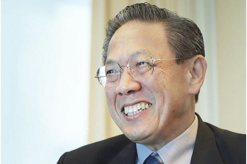 Mr Teo Soon Hoe, a longtime stalwart of conglomerate Keppel Corp, died after a six-month battle with cancer. -- PHOTO: KEPPEL