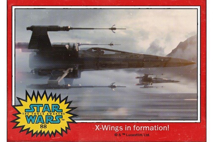 -- PHOTO: FACEBOOK/STAR WARS