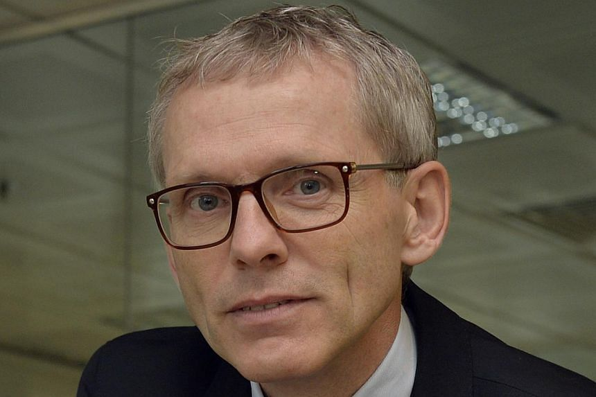 Mr Lars Mikael Jensen says Singapore remains an important hub for Maersk Line.