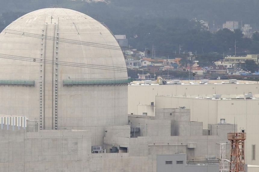 The Shin Kori No. 3 reactor of state-run utility Korea Electric Power Corp (Kepco) in Ulsan. A group of South Korean thyroid cancer patients living near nuclear plants have filed the country's first class action suit against Korea Hydro and Nuclear P