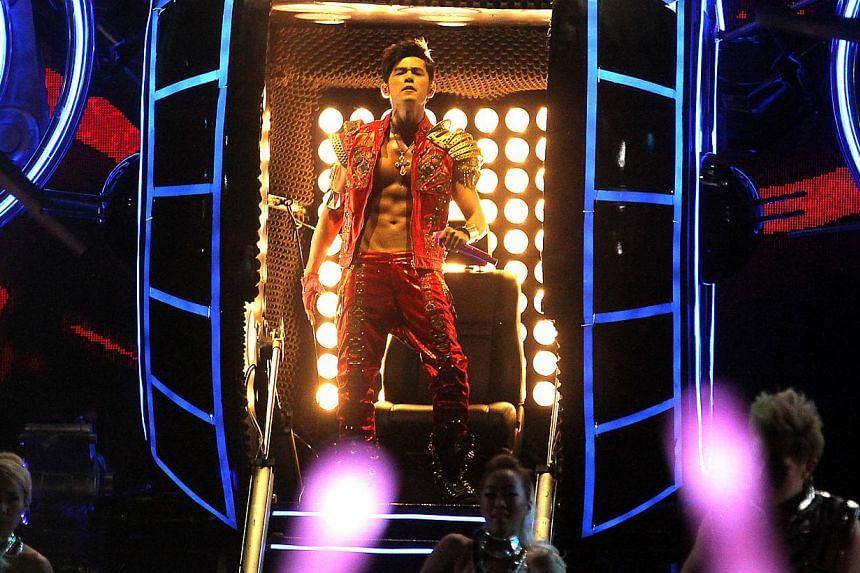 The romance of Jay Chou, when he came to prominence in the 2000s with his albums Jay and Fantasy, was that he was a no-hoper - a mumbling music geek hired as a composer by entertainer Jacky Wu, who had not seen him as star material - becoming an unli