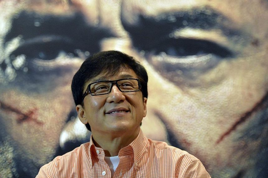 A cinematographer for the Jackie Chan film Skiptrace drowned today when a motorised sampan capsized, and the actor berated himself for not saving his colleague, said Apple Daily.-- PHOTO: ST FILE