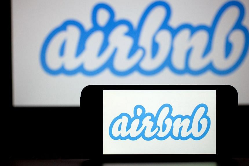 Airbnb and Amsterdam said on Thursday they had reached a deal for the online lodging site to collect tourist tax on behalf of the city, the first such agreement in Europe. -- PHOTO: BLOOMBERG