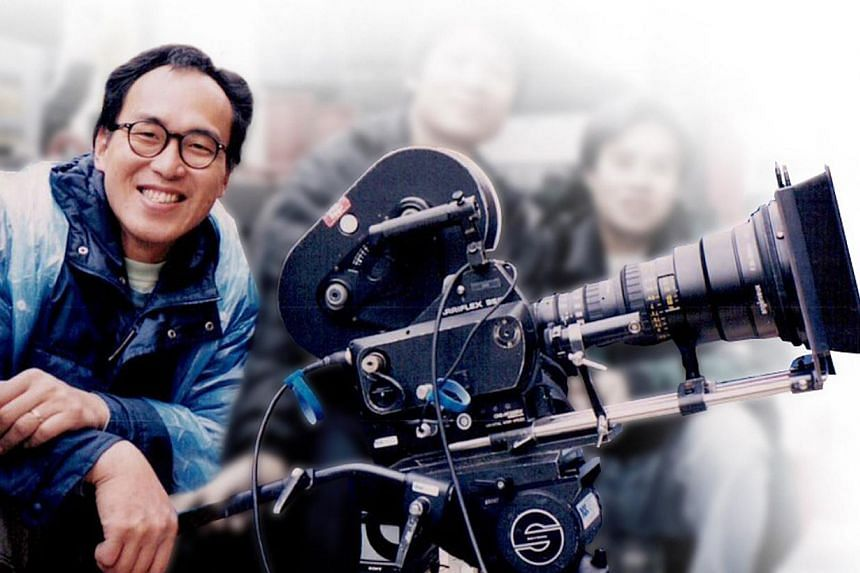 Cinematographer Chan Kwok Hung drowned on Dec 17, 2014 when he was trapped in the sampan that capsized. -- PHOTO: APPLE DAILY