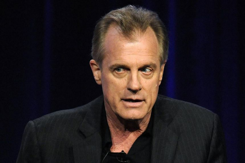 Actor Stephen Collins (above), who played the family pastor in the television series 7th Heaven, has admitted to having inappropriate sexual contact with three underage girls decades ago, People magazine reported on Wednesday. -- PHOTO: REUTERS