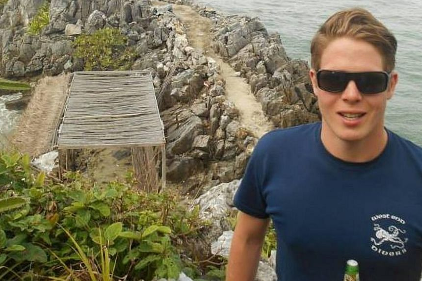 Dumped by his fiancee last month, Jordan Axani lost not just his future bride, but a travel companion for the round-the-world trip he had been planning to leave on next week. -- PHOTO: FACEBOOK