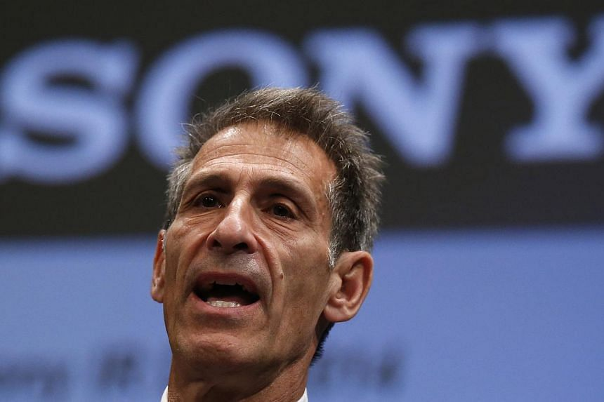 Sony Pictures Entertainment chief executive and chairman Michael Lynton (above, in a November 2014 file photo) said on Friday that the Hollywood studio did not make a mistake in pulling satirical film The Interview after a cyber attack blamed on Nort