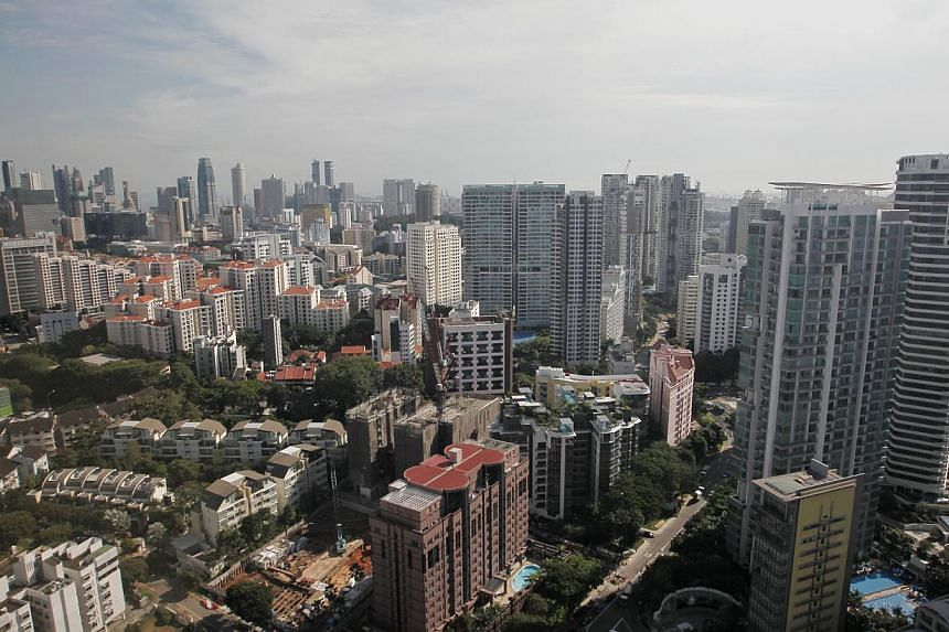 """In 2010, Singapore slipped from Tier 2 in a four-tier system to a """"Tier 2 Watch List"""", for countries with a significant number of trafficking victims and which fail to show efforts to combat the situation. -- ST PHOTO:MARK CHEONG"""