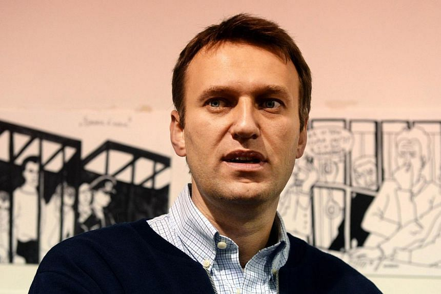 Russian authorities convinced Facebook to shut off a page inviting people to attend a rally in support of opposition politician Alexei Navalny, the biggest critic of President Vladimir Putin, drawing ire from Internet users on Sunday, Dec 21, 2014. -