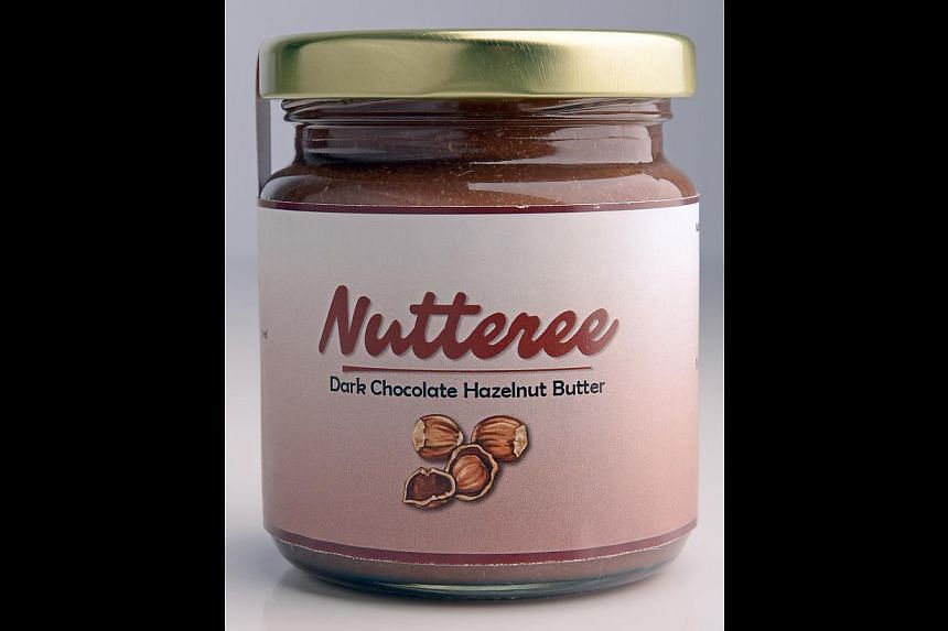 Dark Chocolate Hazelnut Butter. -- PHOTO: DESMOND WEE