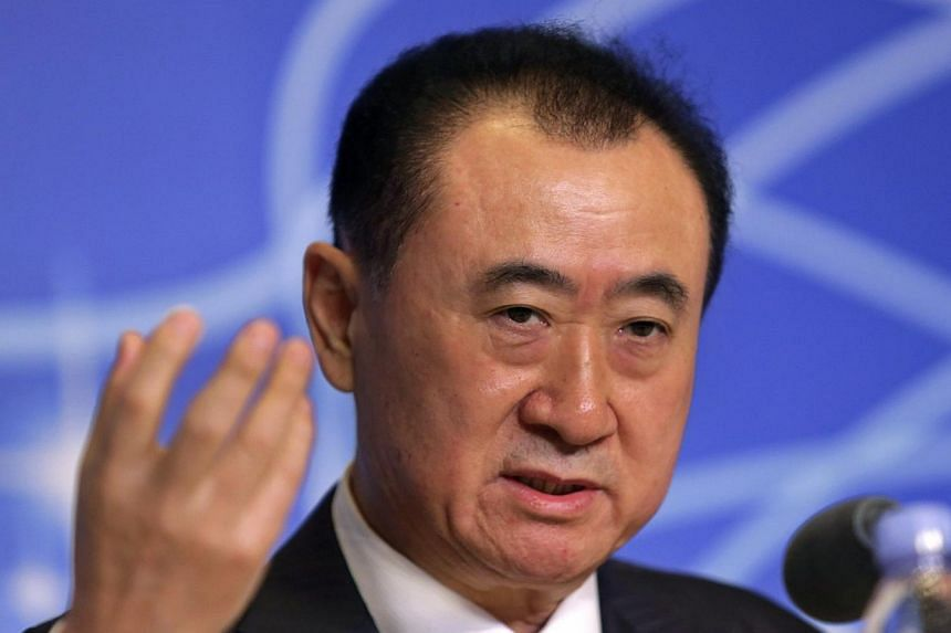 Property billionaire Wang Jianlin topped the Forbes China Rich List in 2013 with an estimated net worth of US$14.1 billion (S$18.54 billion), but was displaced this year after charismatic Internet entrepreneur Jack Ma floated his e-commerce powerhous