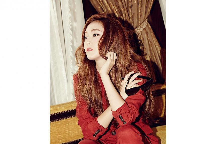 """Former Girls' Generation member Jessica Jung was ousted from mega K-pop group Girls' Generation three months ago. Now, sans the group, the singer-turned- """"fashionpreneur"""" is ramping up her business plans in the world of fashion. -- PHOTO: BLANC AND E"""