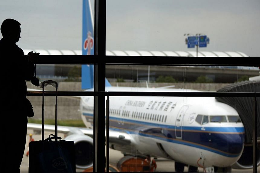 A man on board China Southern flight CZ814 from Hefei to Guangzhou was arrested and spent five days in a holding cell for his behaviour earlier this week, where he caused a nuisance of himself, shouted at a female flight attendant and even left bruis