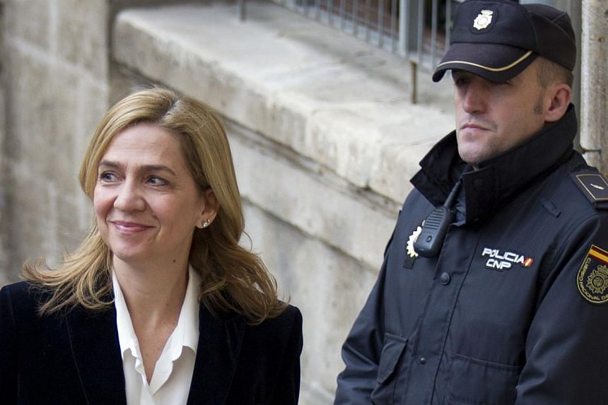 Cristina de Borbon, sister of Spain's King Felipe VI, has been ordered to stand trial on charges of tax fraud, the High Court of the Balearic Islands said on Monday, Dec 22, 2014, prolonging the embarrassment of the royal family which has sought to d