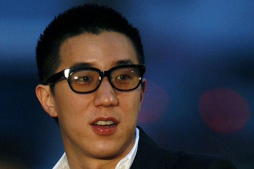 China's state prosecutor said on Monday it had formally charged Hong Kong actor-singer Jaycee Chan, son of movie star Jackie Chan, with a drugs offence, meaning he is almost certain to face trial. -- PHOTO: REUTERS