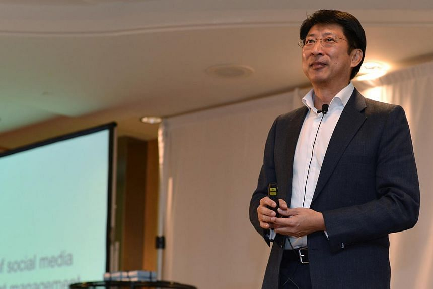 """Singapore Accountancy Commission chief executive Uantchern Loh added: """"The future of corporate reporting lies in the integration of financial and sustainability strategies. The effective management of risks and opportunities is a significant content"""