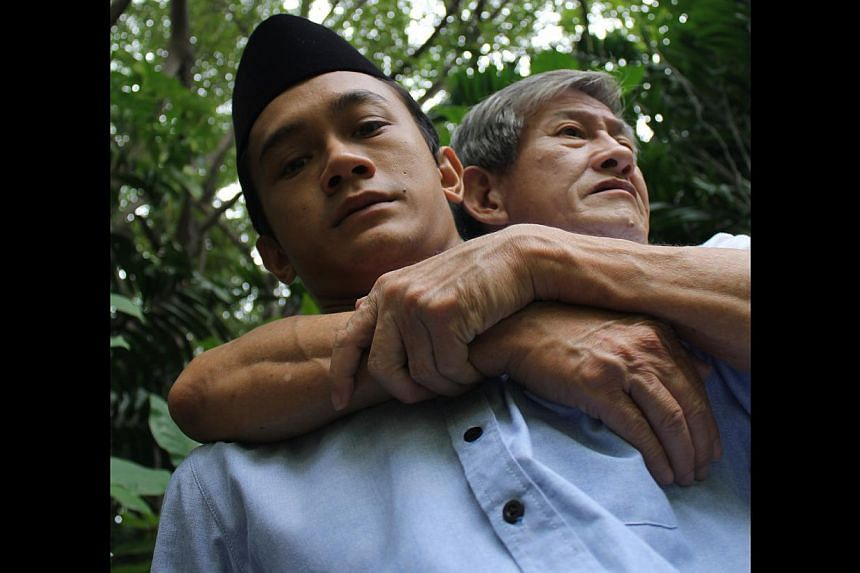 Former Substation artistic director Noor Effendy Ibrahim's The Malay Man And His Chinese Father (above) is a new performance piece.