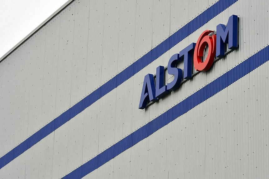 The Alstom plant during its inauguration in Montoir-de-Bretagne, near Saint Nazaire, where it will produce its Haliade offshore wind turbines. The French industrial giant will plead guilty and pay a record US$772.3 million penalty in a wide-ranging f