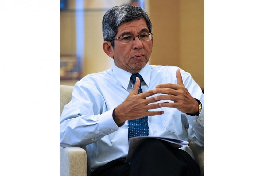 The Malay/Muslim community has had a good year, with new mosques on the way and strides being made in both mainstream and Islamic education, said Minister-in-charge of Muslim Affairs Yaacob Ibrahim. -- PHOYO: BERITA HARIAN FILE