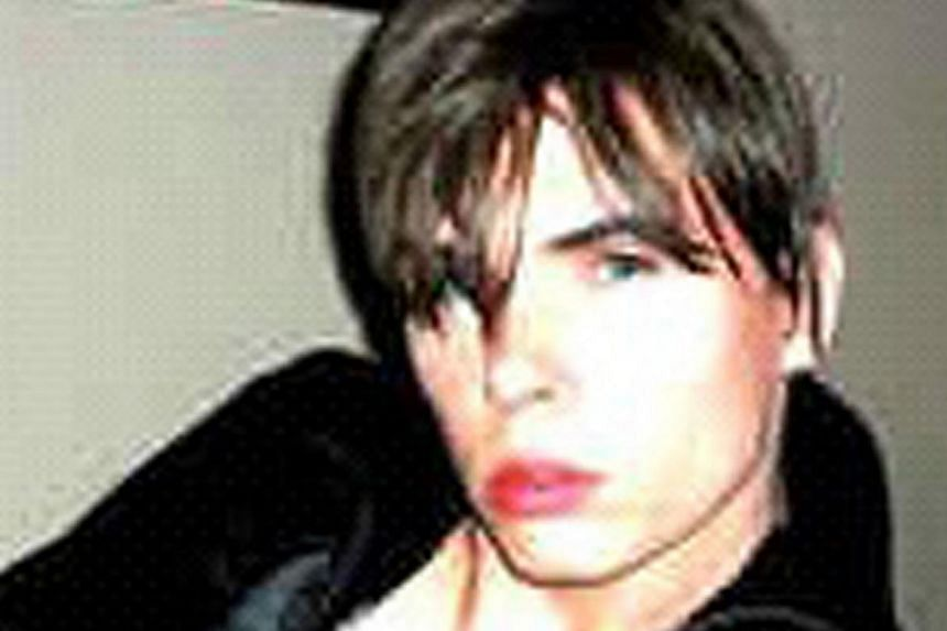 Canadian Luke Magnotta on Tuesday was found guilty of first-degree murder in the dismemberment of a Chinese student in 2012. -- PHOTO: REUTERS