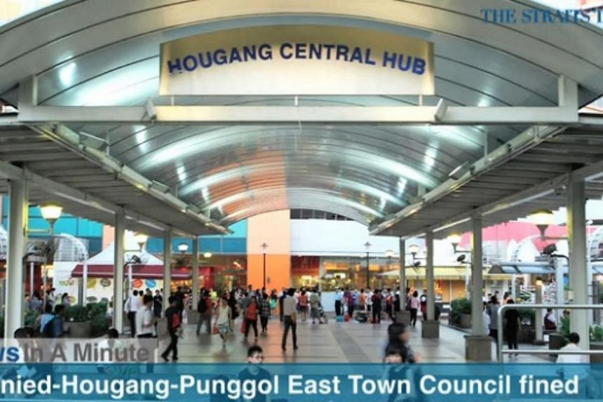 In today's News In A Minute, we look at The Workers' Party's Aljunied-Hougang-Punggol East Town Council fined $800 for holding a Chinese New Year fair without a permit.-- PHOTO: SCREENGRAB FROM RAZORTV
