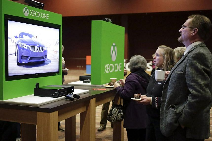 Online hackers say they are responsible for an online service outage of Sony's PlayStation and Microsoft's Xbox game consoles on Dec 25, 2014. -- PHOTO: REUTERS
