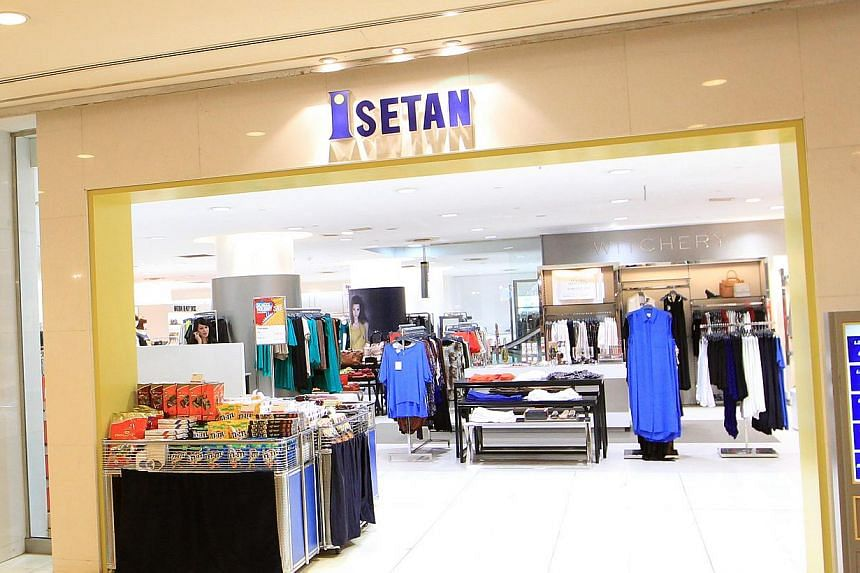 Isetan (Singapore) will likely stop conducting its own retailing operations at its Wisma Atria department store, from the second quarter of next year.-- PHOTO: ST FILE