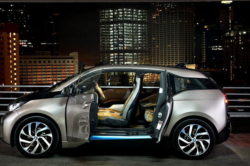 The i3 - BMW's first mass-produced battery-powered car - drives like no other electric model.