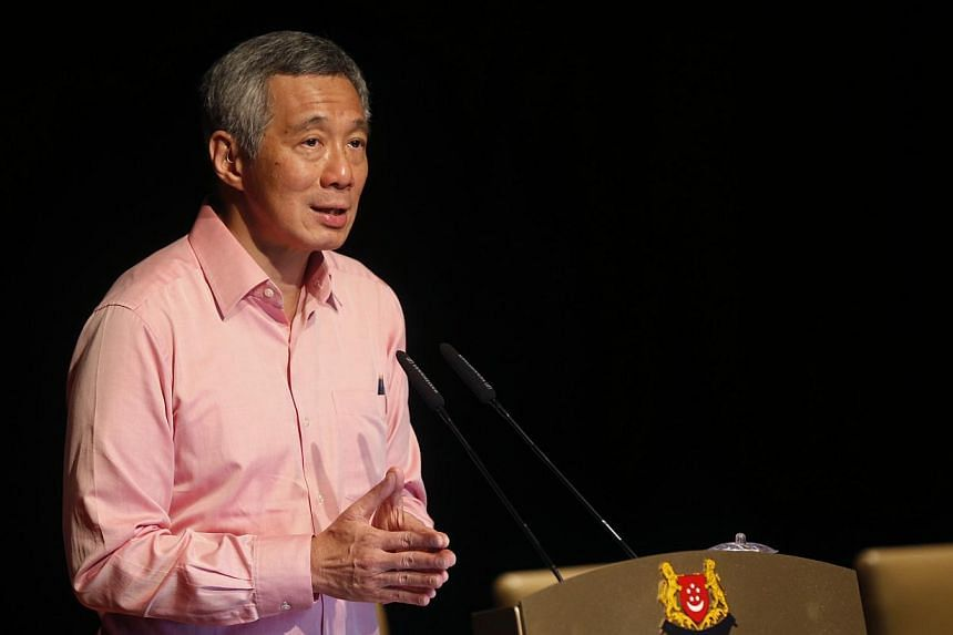 """Prime Minister Lee Hsien Loong also wrote on his Facebook page on Sunday: """"Sorry to learn that an AirAsia aircraft from Surabaya to Singapore has gone missing. We don't have many details yet, but have offered our help to the Indonesian authorities. O"""