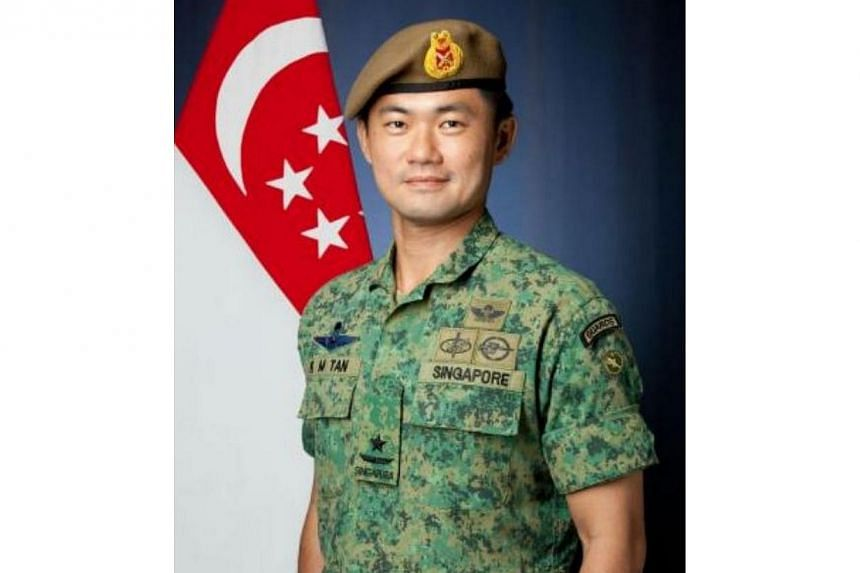 Brigadier-General (BG) Desmond Tan Kok Ming, director of Joint Operations & Planning Directorate at the Ministry of Defence, will be joining the Tote Board as its newest member. -- PHOTO: TOTE BOARD