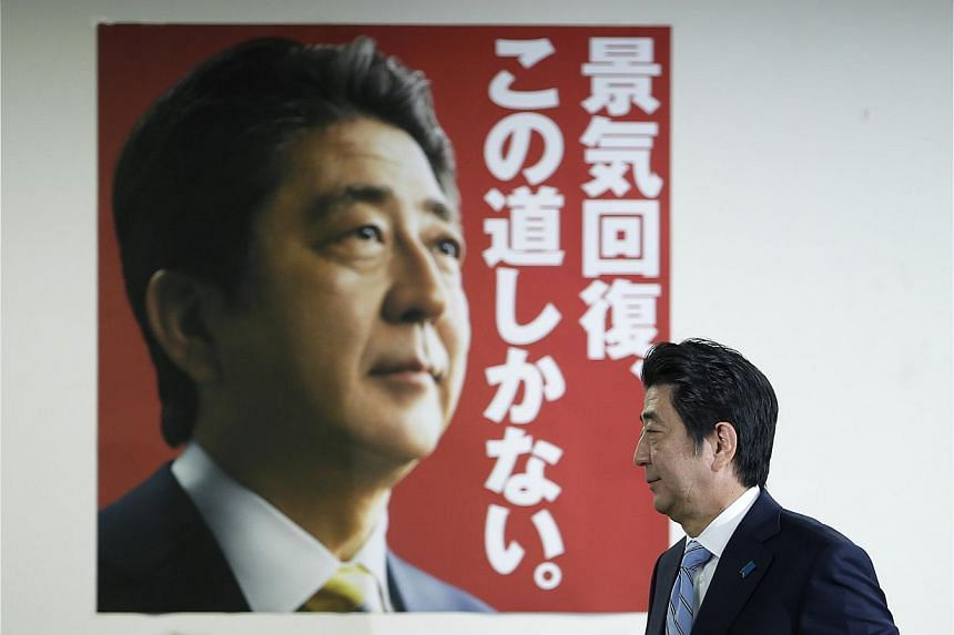 Voter turnout in the recent election plunged to a record low of 52.7 per cent. Polls data shows that slightly less than half of those who voted had cast their ballots for Prime Minister Shinzo Abe's ruling coalition.