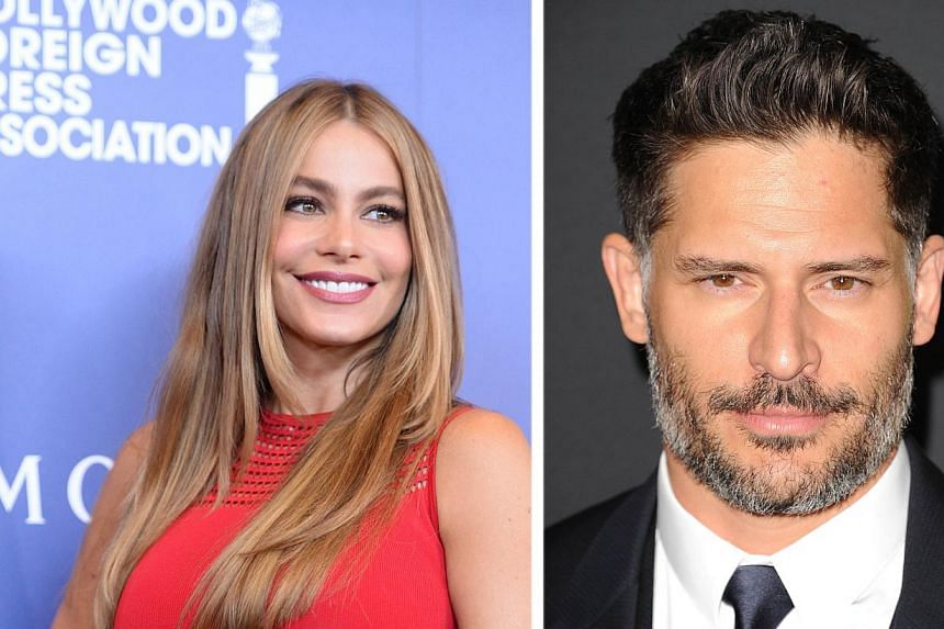 Colombian-born bombshell Sofia Vergara, 42, has been dating Joe Manganiello, 38, for six months since breaking off a relationship with businessman Nick Loeb. -- PHOTO: AFP
