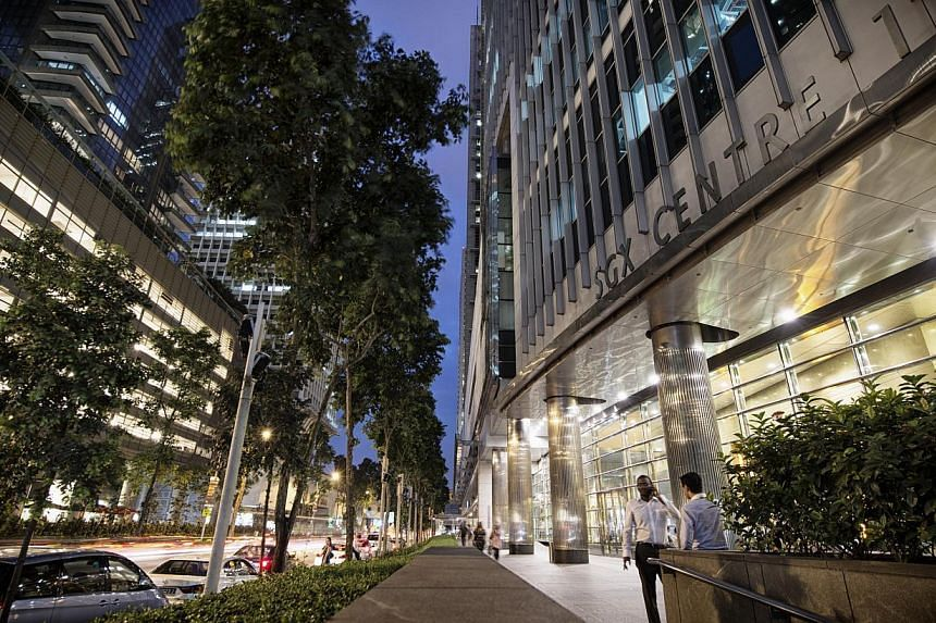 The Securities Association of Singapore (SAS) has issued a set of industry guidelines for its members when they announce trading restrictions of any securities listed on the Singapore Exchange (SGX). -- PHOTO: BLOOMBERG