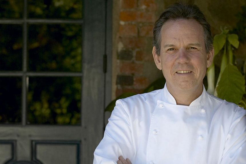 Chef Thomas Keller took to social media platform Twitter to ask for help from the wine community in finding the thieves. -- PHOTO:RAFFLES HOTEL