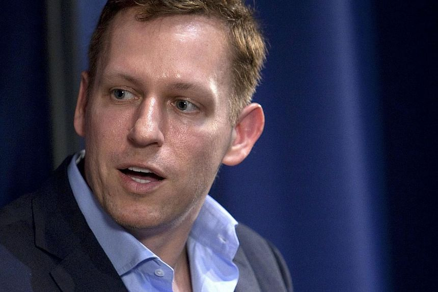 Mr Peter Thiel and a handful of others - overwhelmingly white and male - founded PayPal, and went on to finance another generation of (mostly) young white men.