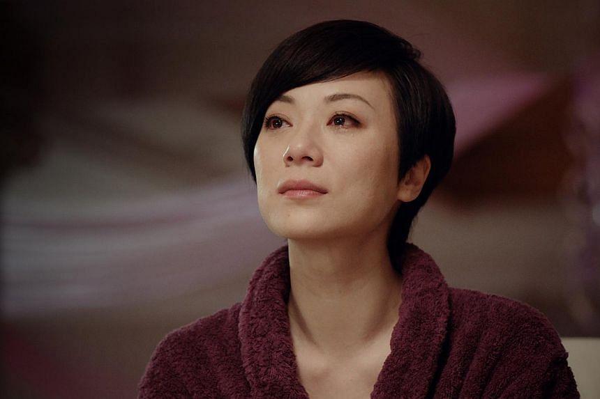 Maggie Cheung Ho Yee. -- PHOTO: MIO TV