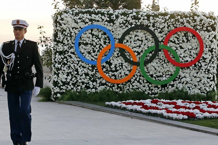The 127th International Olympic Committee (IOC) session was held early last month in Monaco. One of the goals of the IOC is to inspire children by giving them better access to sport. -- PHOTO: REUTERS